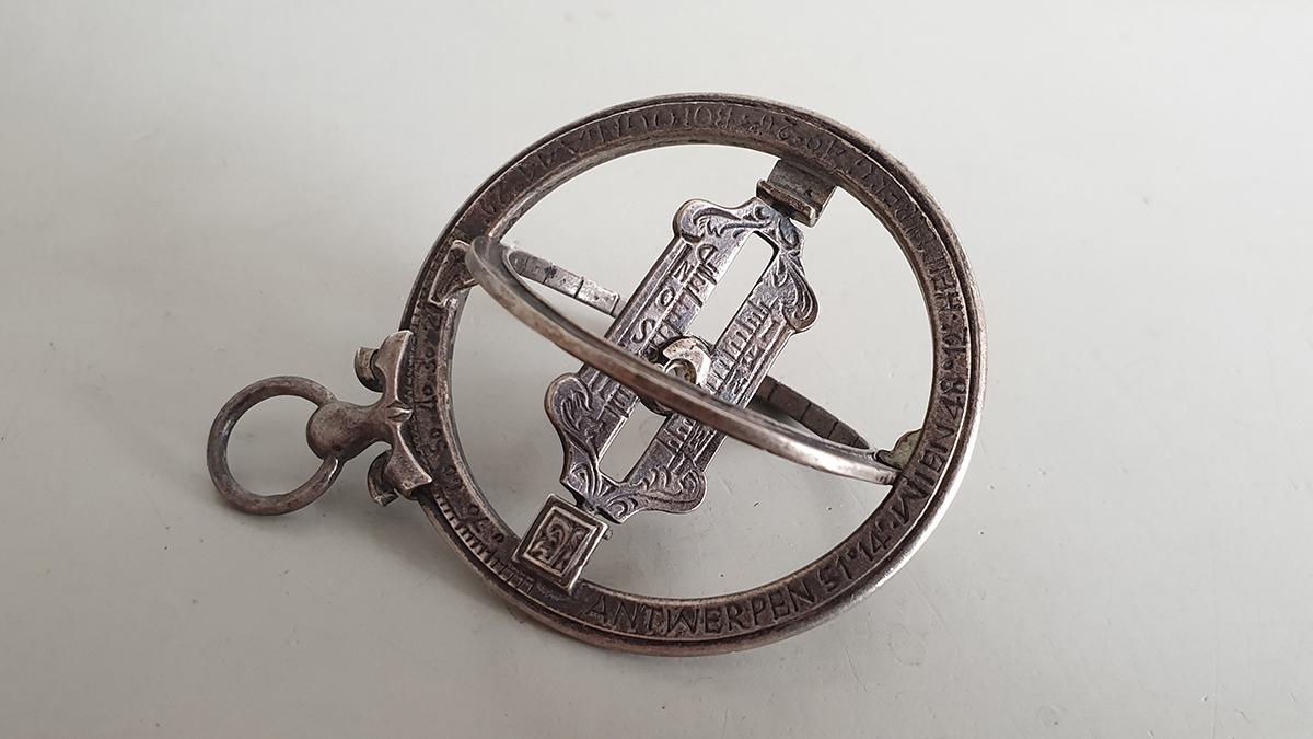 Zonnewijzer zilver main