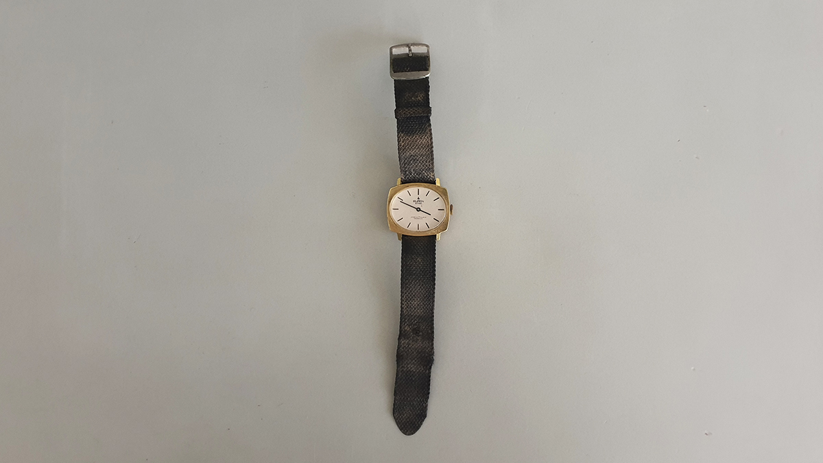 Buren Rival horloge main