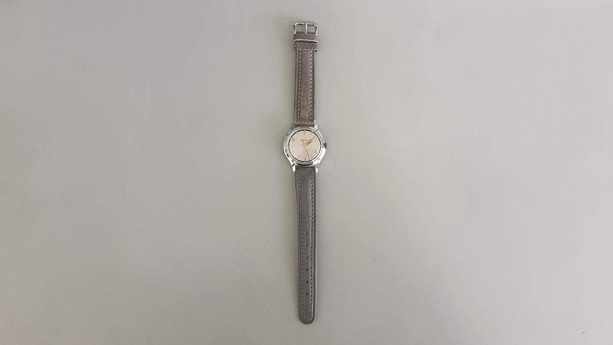 Junghans horloge main