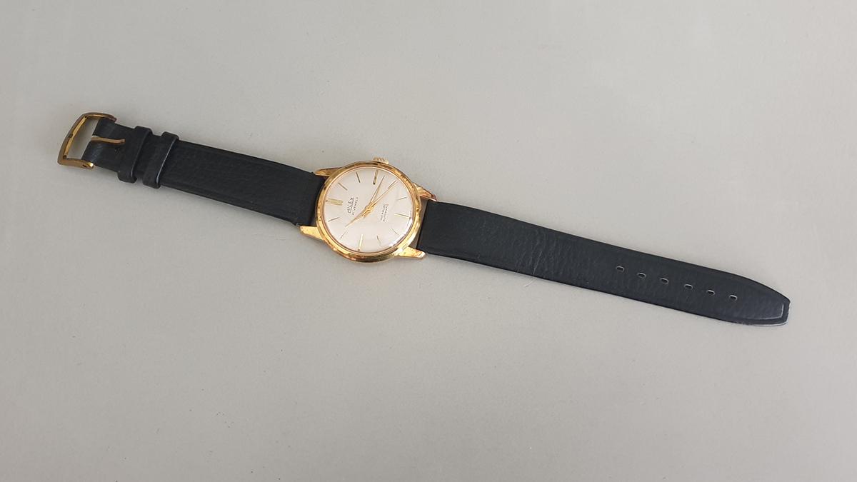 Milex horloge bovenkant