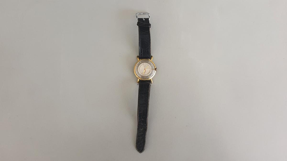 Monté horloge main