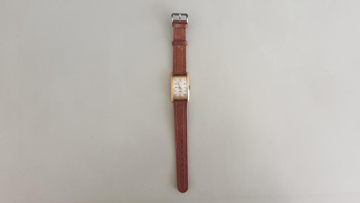 Reusser horloge main