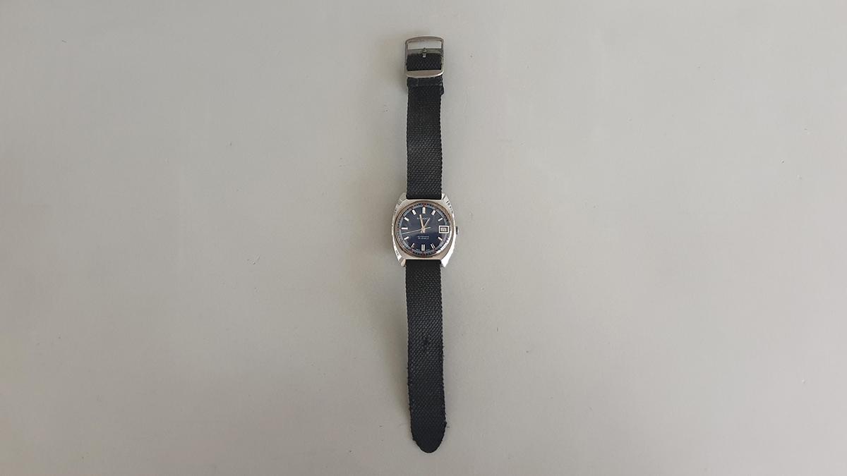 Sandoz horloge main
