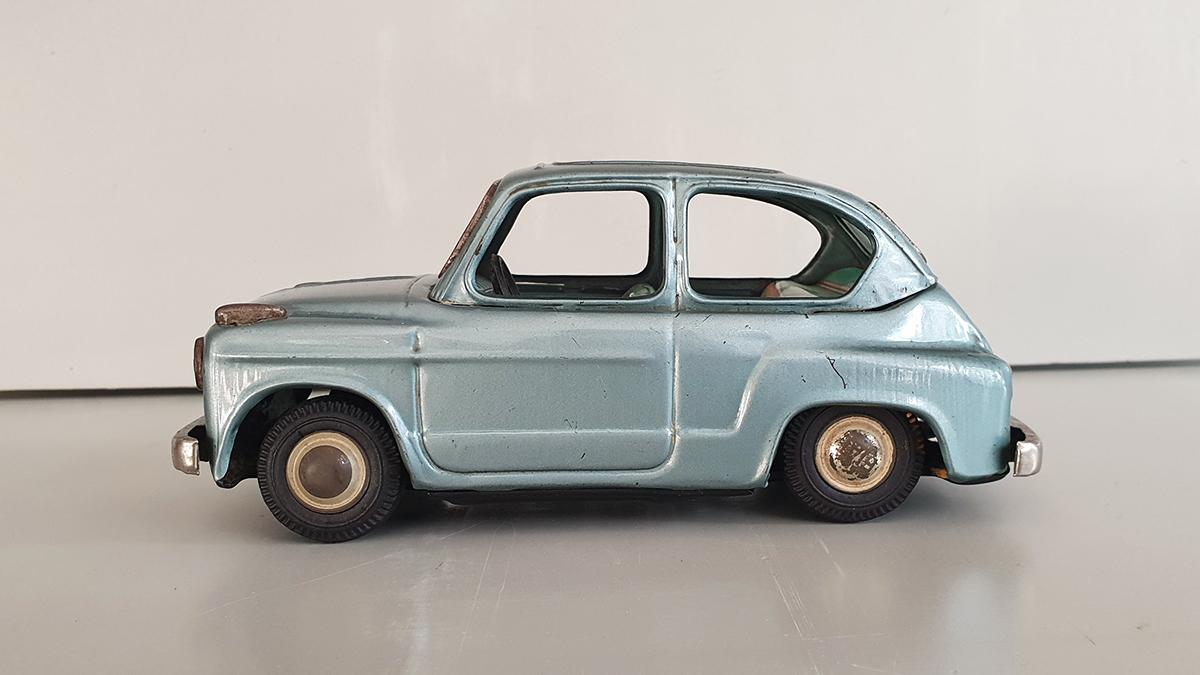 Fiat 600 main