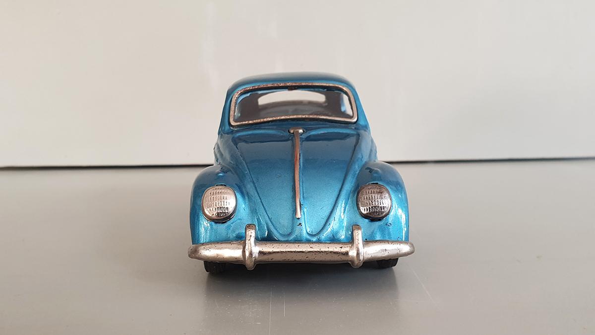 Volkswagen auto voorkant