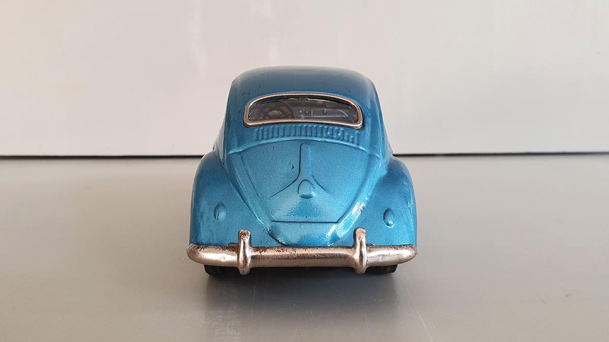 Volkswagen auto achterkant