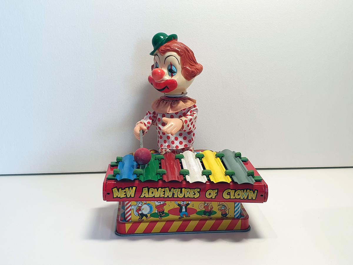 TN Nomura Musical Clown xylofoon main