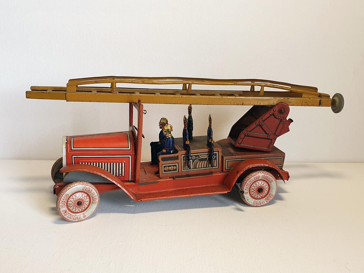 TippCo 1930's Brandweerwagen main