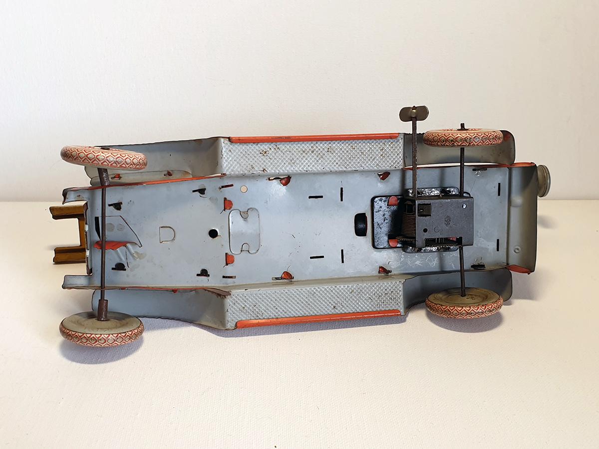 TippCo 1930's Brandweerwagen bottom