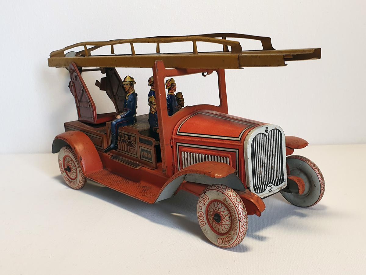 TippCo 1930's brandweerwagen front