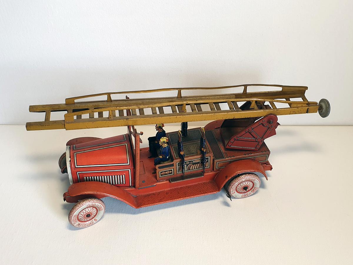 TippCo 1930's brandweerwagen top