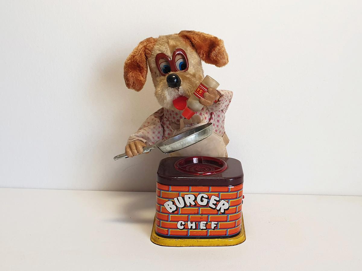 Yonezawa Burger Chef hond main