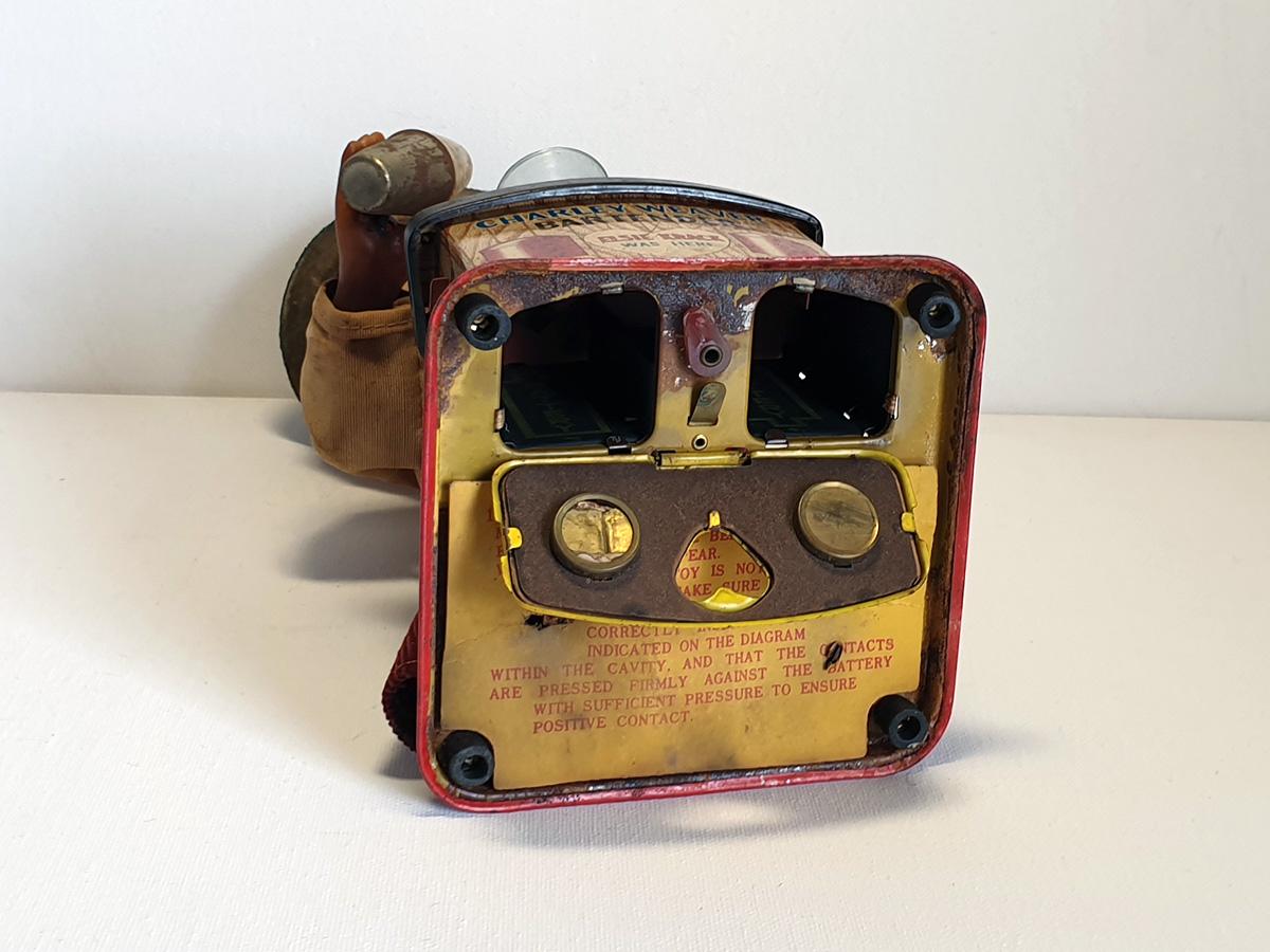 TN Nomura Rosko Charley Weaver Bartender battery