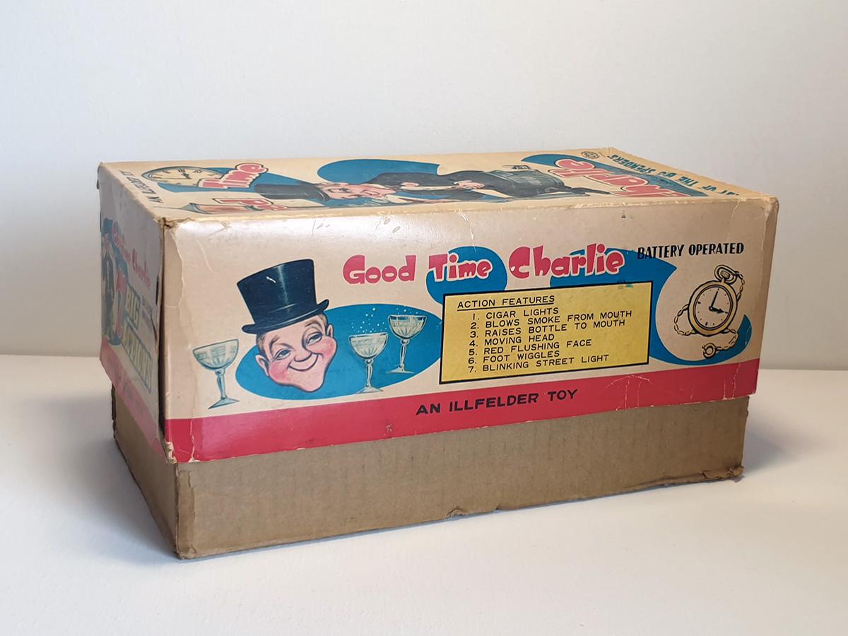 Illfelder Good Time Charlie box side 2