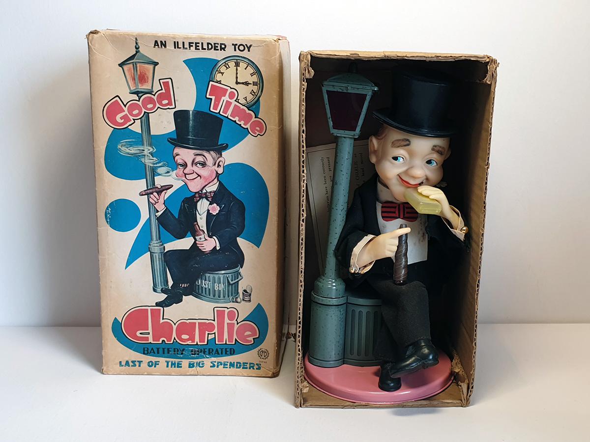 Illfelder Good Time Charlie in box