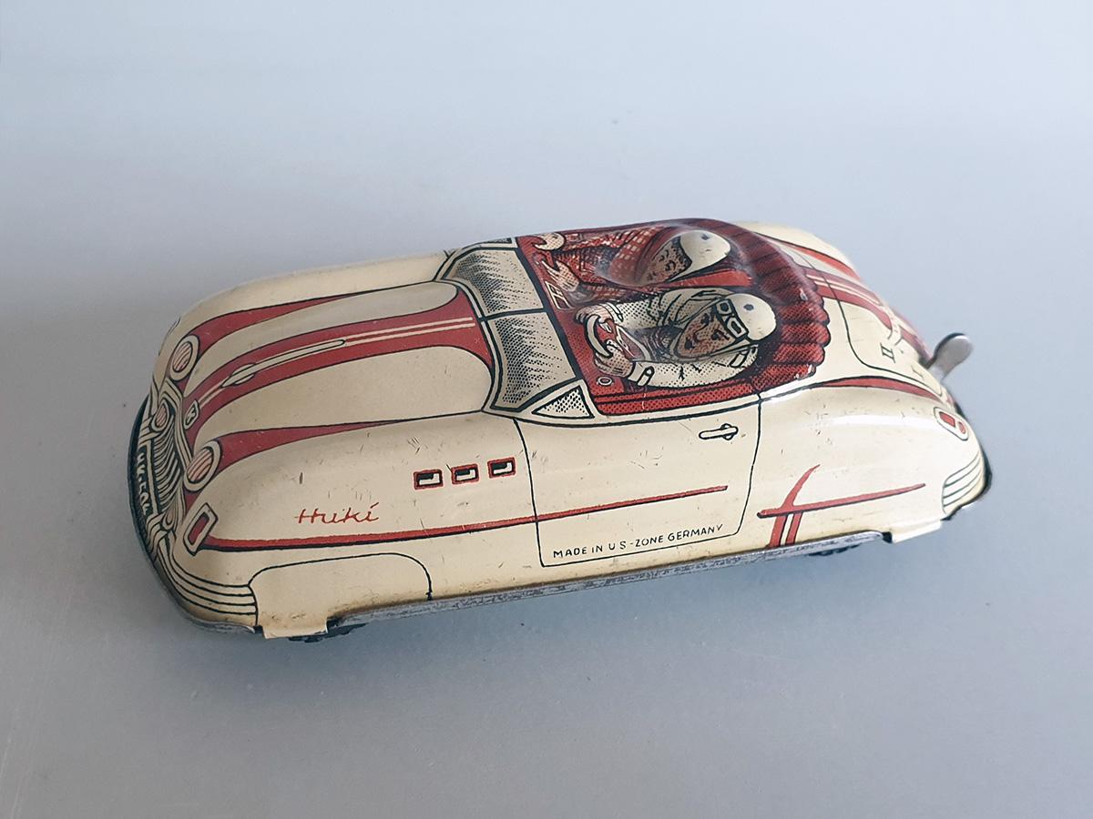 Huki (US-Zone Germany) raceauto main