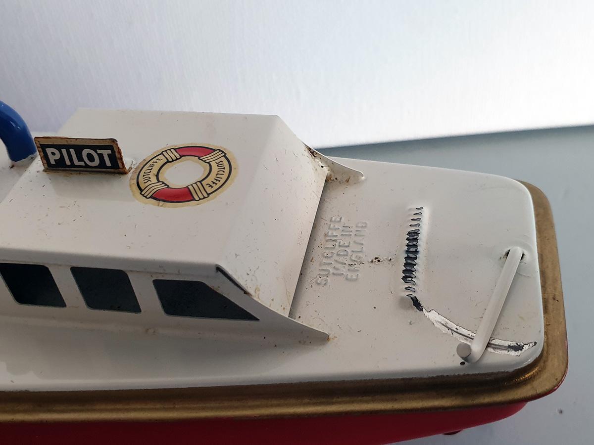Sutcliffe Jupiter clockwork Ocean Pilot Cruiser maker