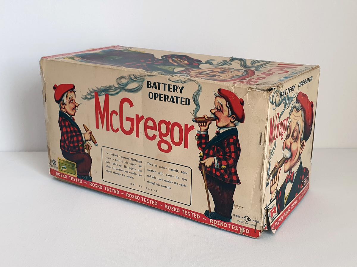 TN Nomura Rosko McGregor box