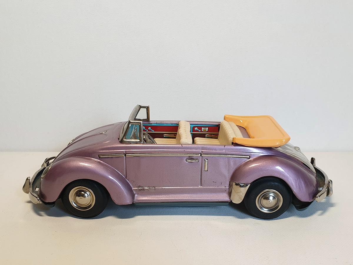 TN Nomura Volkswagen Beetle convertible main