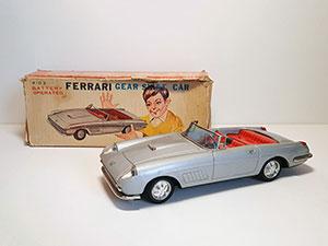Bandai Ferrari 4103 Gear Shift Car thumbnail