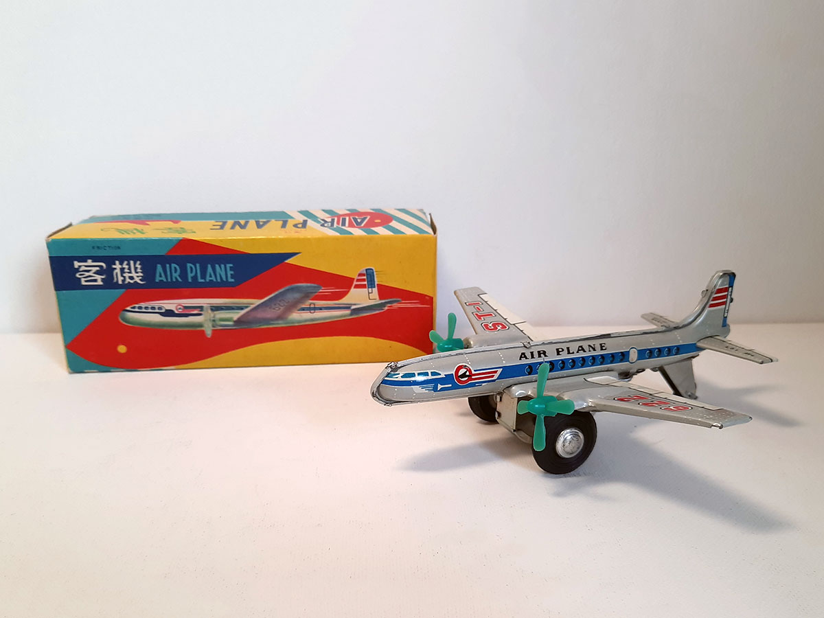 Air Plane MF 107 China main