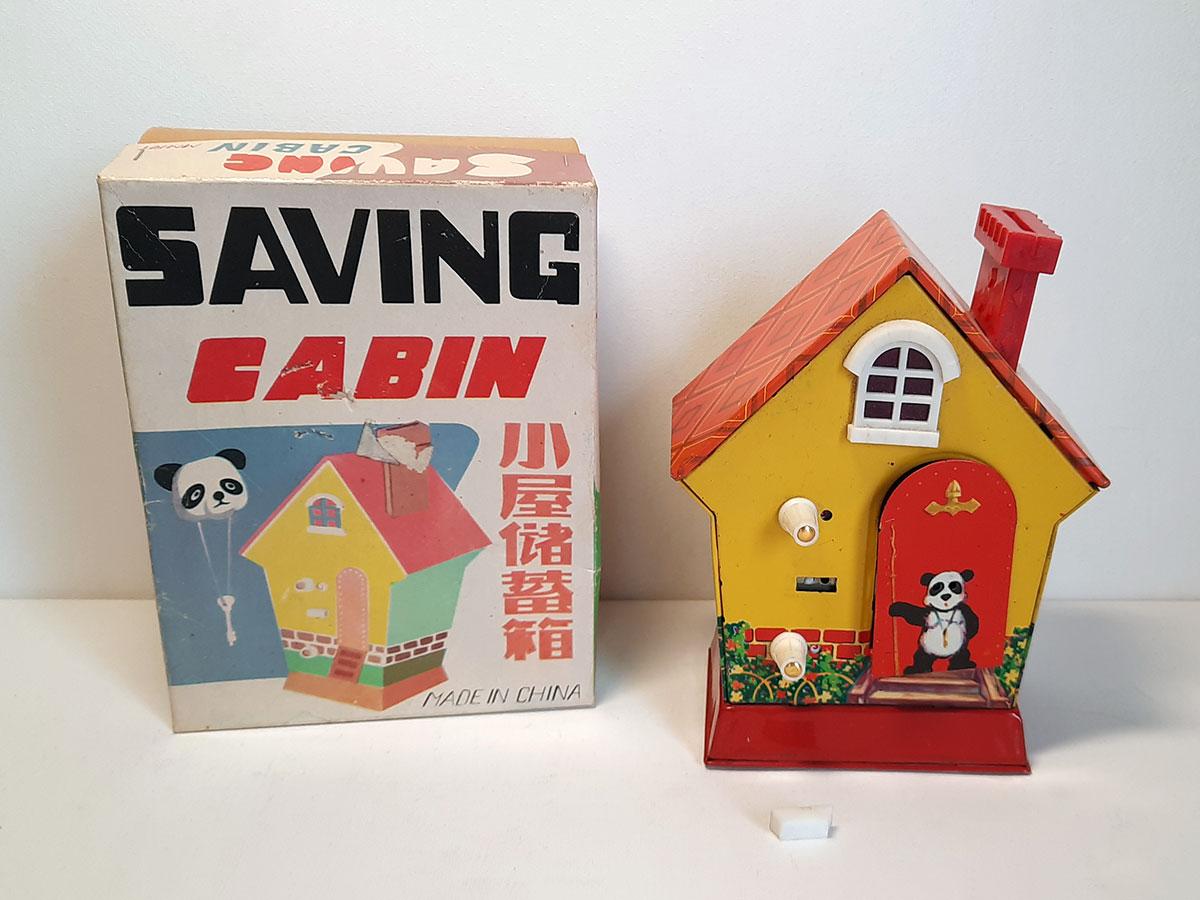 Saving Bank MM 107 China main