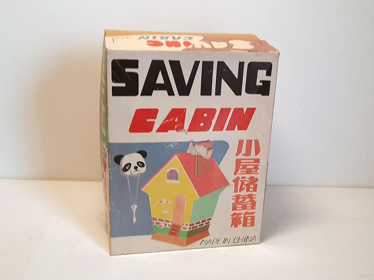 Saving Bank MM 107 China box