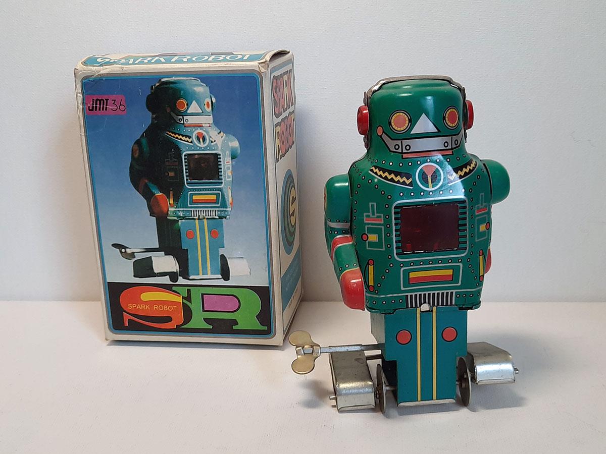 Spark Robot JMT 36 China main