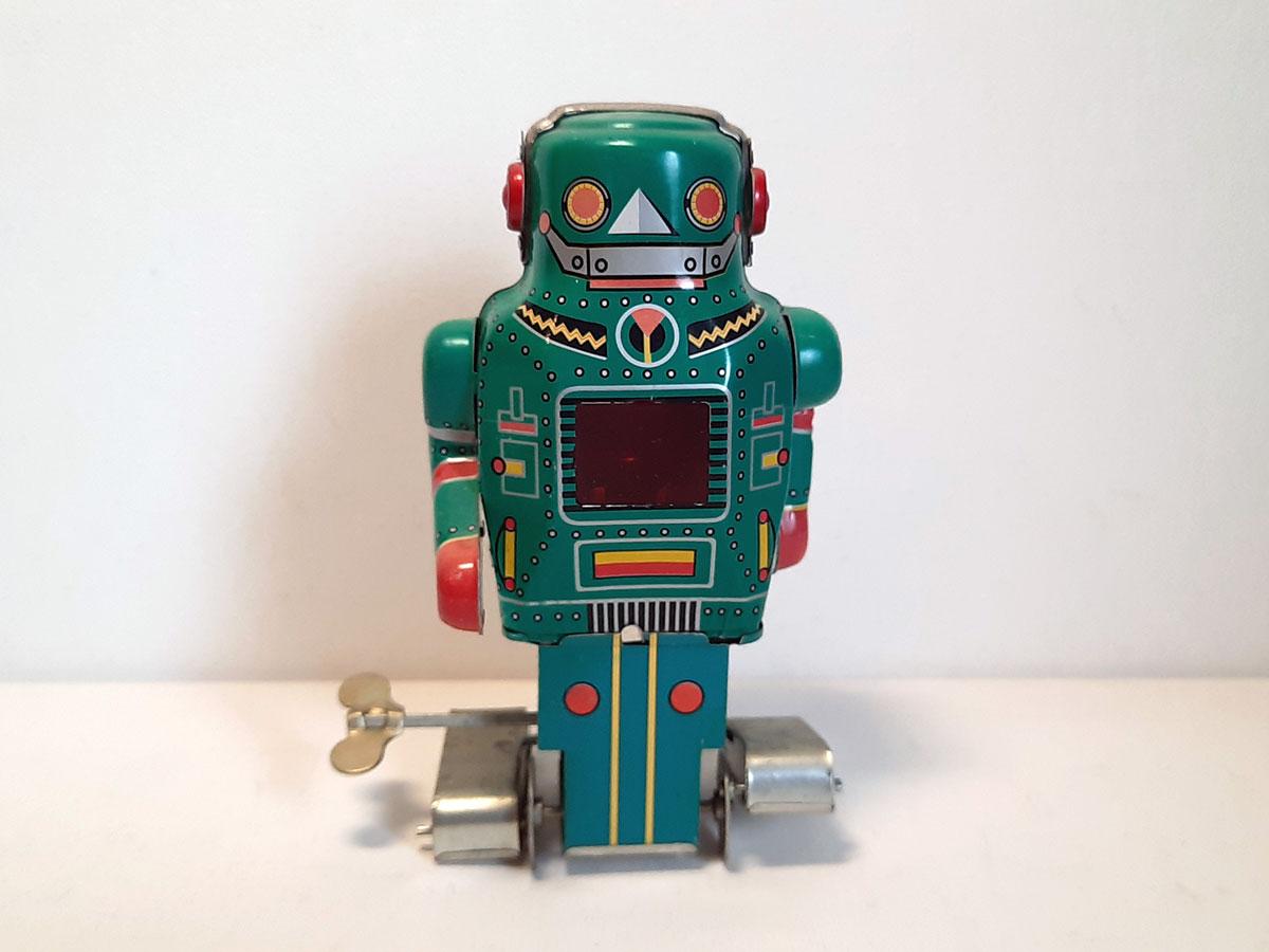 Spark Robot JMT 36 China front
