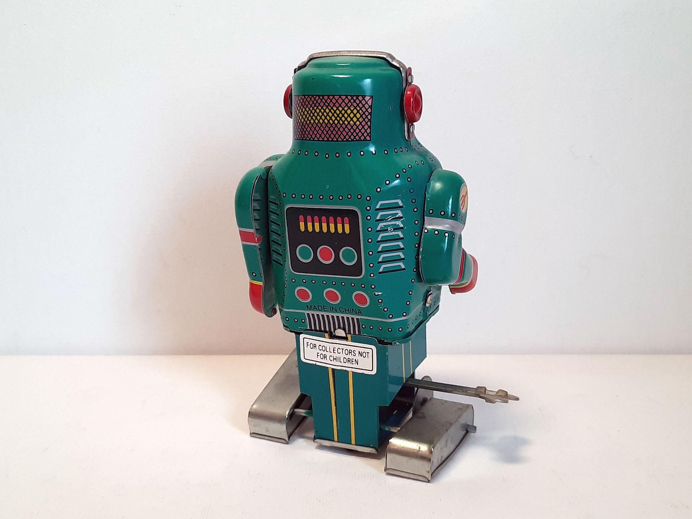 Spark Robot JMT 36 China back