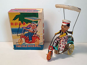 Tricycle with Bell MS 710 China thumbnail