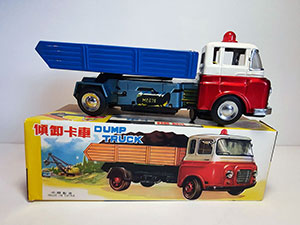 Dump Truck ME 679 China thumbnail