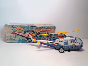 TPS Super Flying Police Helicopter thumbnail