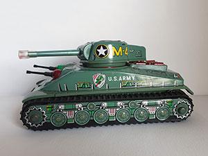 Taiyo U.S. Army M-4 Sherman thumbnail