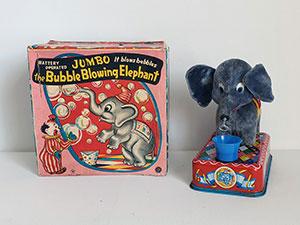 Jumbo The Bubble Blowing Elephant thumbnail