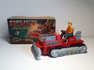 TN Nomura Magic Action Bulldozer thumbnail