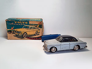 Volvo Amazon a Swedish Beauty thumbnail