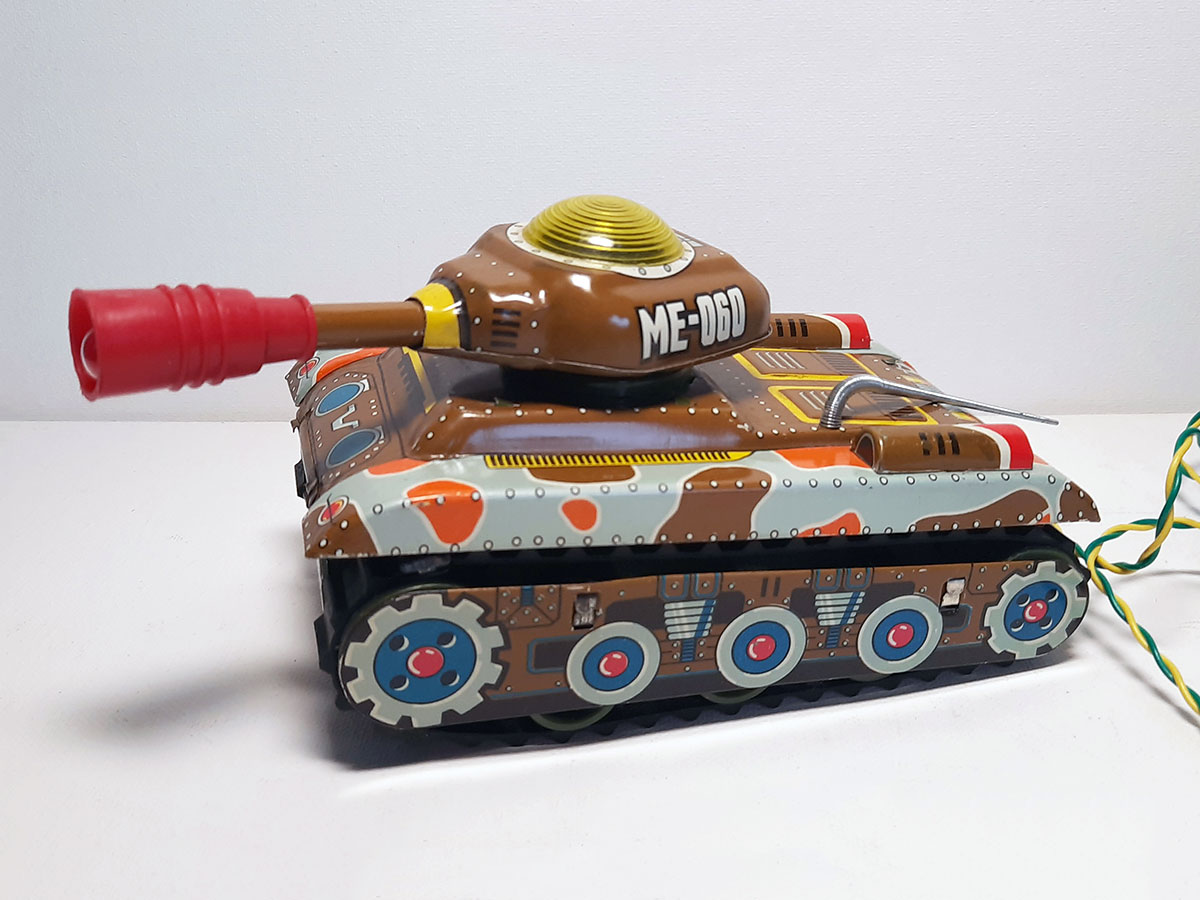 Tank ME 060 China side 1