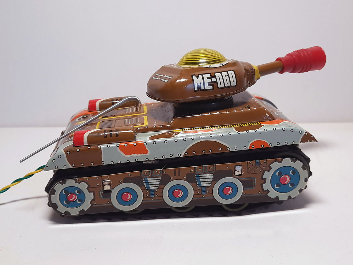 Tank ME 060 China side 2