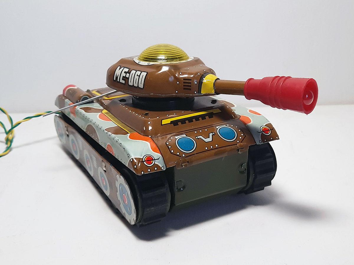 Tank ME 060 China front