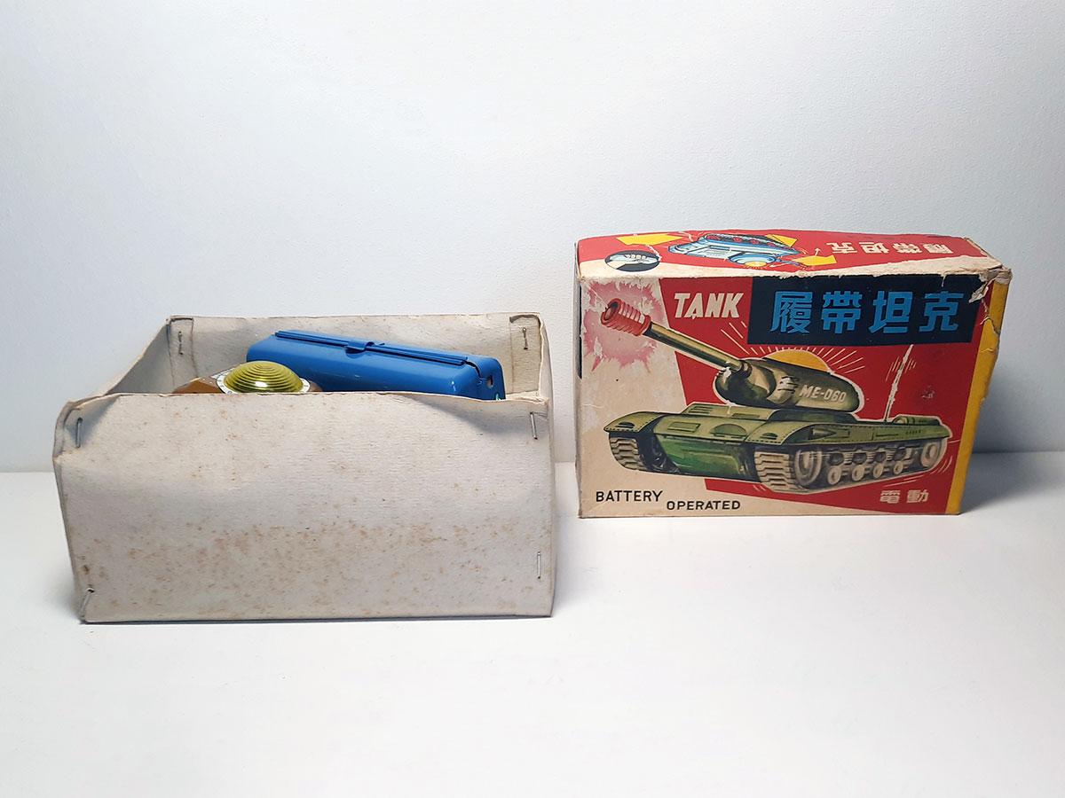 Tank ME 060 China in box