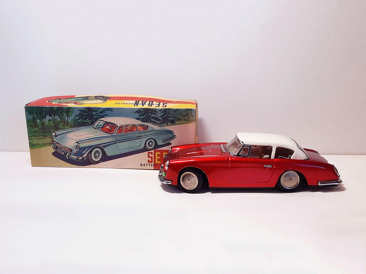 Ferrari Sedan ME 062 China