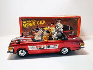 World Cup News Car ME 611 China thumbnail