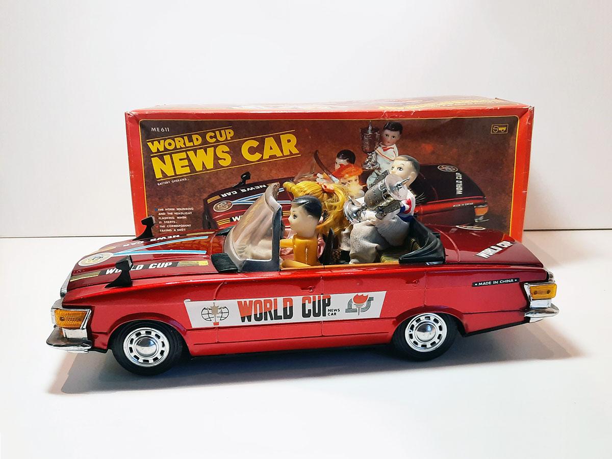 World Cup News Car ME 611 China main