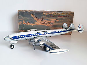 Joustra Air France Super Constellation thumbnail