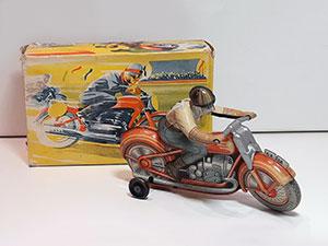 Technofix GE 258 motorfiets thumbnail