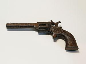 Cast iron pistool Eagle USA thumbnail
