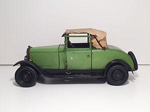 Les Jouets André Citroën B14 Cabriolet thumbnail