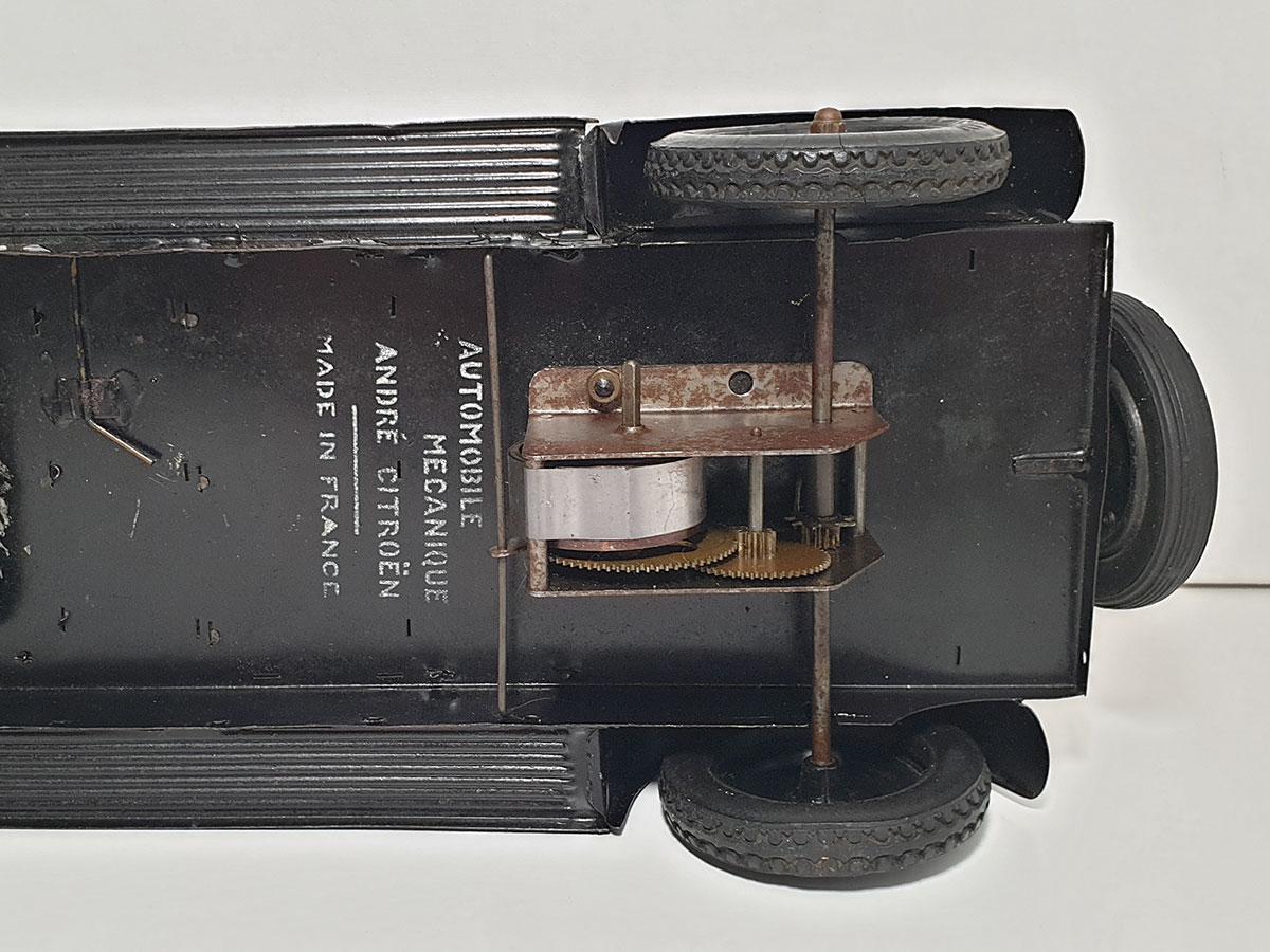 Les Jouets André Citroën B14 Cabriolet maker