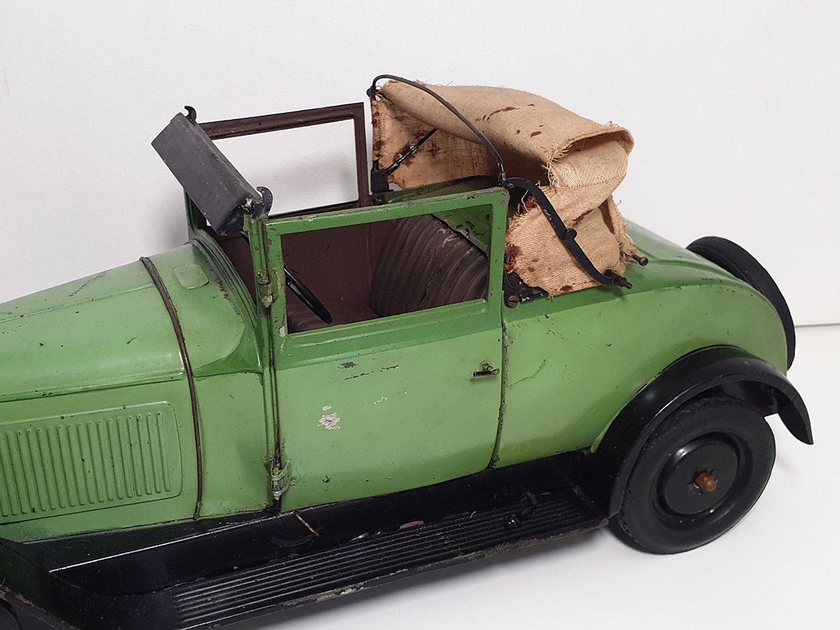Les Jouets André Citroën B14 Cabriolet detail 1